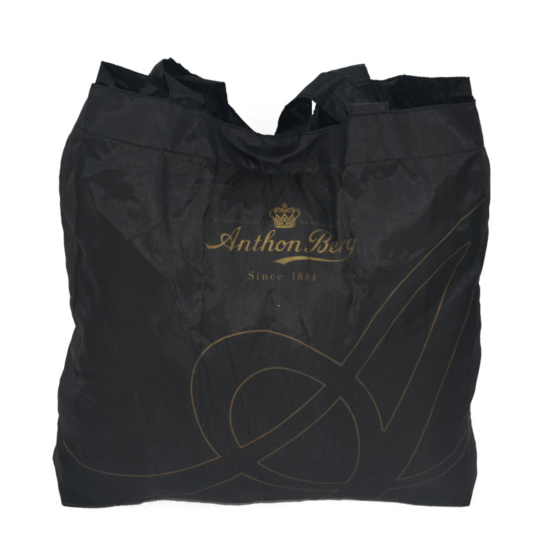 foldable nylon tote bags front