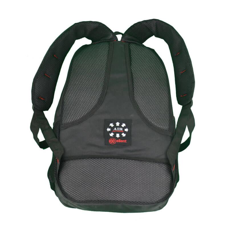 custom laptop backpack back