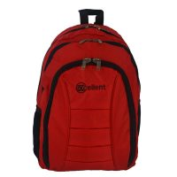 fashion laptop backpack red