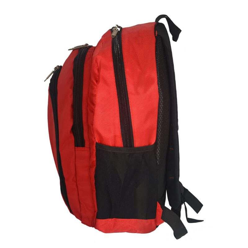 fashion laptop backpack side