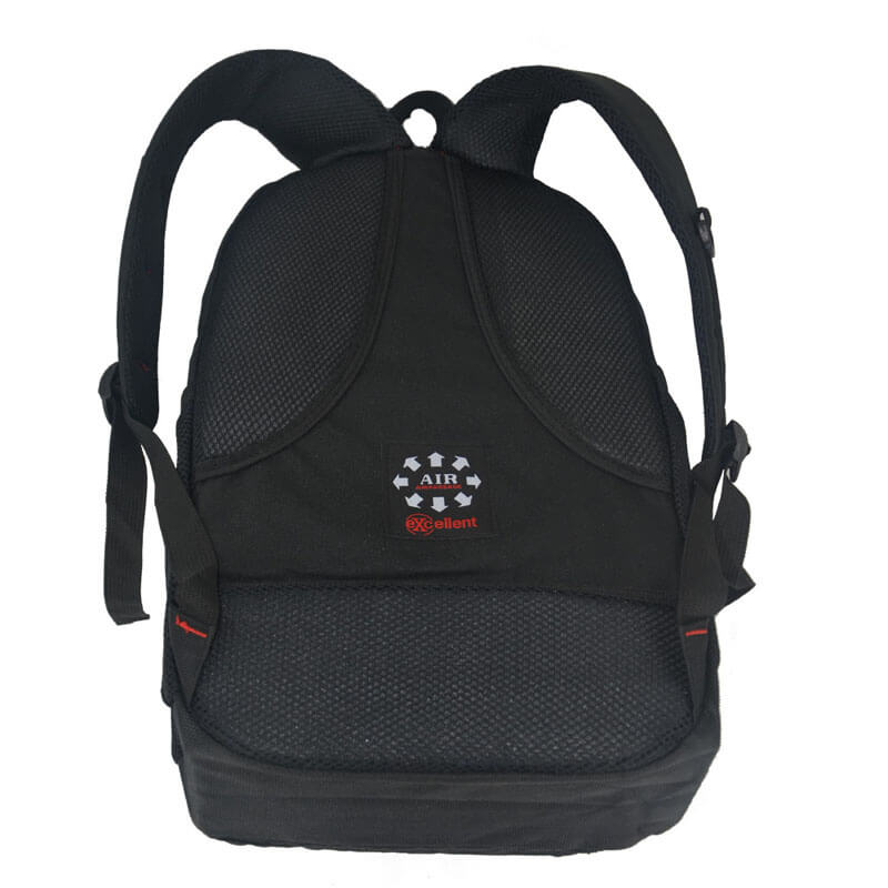 fashion laptop backpack backside